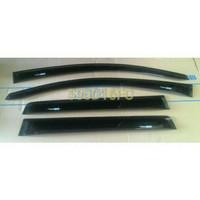 Talang Air Side Visor Mobil Datsun Go Model Slim