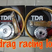 paketan velg jari tromol ring 14 TDR motor beat beat fi beat pop plu