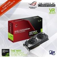 VGA ASUS ROG POSEIDON PLATINUM GTX 1080 TI P11G GAMING 11GB GDDR5X