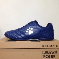 termurah Sepatu Futsal Kelme Power Grip Navy Silver 1102107 Original