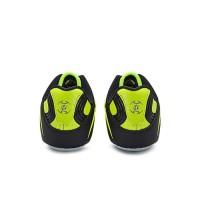Promo Ardiles Men Checino Futsal Shoes - Hijau Citroen/Hitam