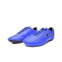 termurah Ardiles Men Coastral Sepatu Futsal - Hitam/Biru Royal