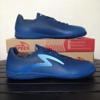 terlaris Sepatu Futsal Specs Eclipse IN Navy 400673 Original BNIB