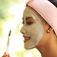 Bando Masker bandana facial headband mandi
