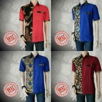 kemeja batik anak muda / baju batik moderen / ARTA SE 63