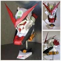 Papercraft Gundam Astray Red Frame