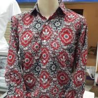 Baju Batik SD Kelas 3-4 Seragam Sekolah
