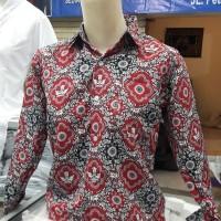 Baju Batik SD Kelas 1-2 Seragam Sekolah