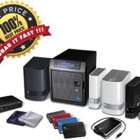 Wd Mybook Personal Storage 6 Tb Usb 3.0 3.5 inch Murah