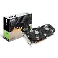 MSI GeForce GTX 1060 6GB DDR5 - 6GT OC V1 Berkualitas