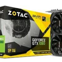 Zotac GeForce GTX 1060 3GB DDR5 AMP Edition Murah