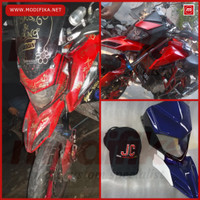 Headlamp model Supermoto PNP Yamaha NEW VIXION