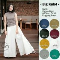 Termurah big kulot celana muslim modern keren unik modis trendi top