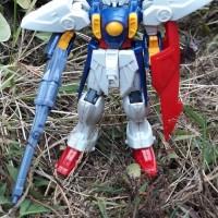 Gundam wing mobil suit murah HG 1 144 robot gunpla model kit BANDAI