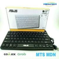 Keyboard Mini Asus / Keyboard Kecil Asus USB Kabel / Cable