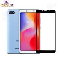 zenBlade 5D Full Cover Tempered Glass Xiaomi Redmi 6A - Hitam