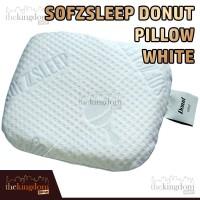 Sofzsleep Donut Pillow Baby Bantal Bayi Anti Peyang Murah 100% Lateks