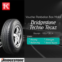 Ban Mobil Bridgestone New Techno Tecaz 185 70 R14 VC