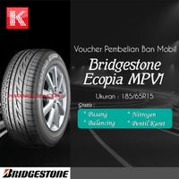 Paket Ban Mobil Bridgestone Ecopia MPV 1 185/65 R15 (Vocer)