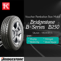 Ban Mobil Bridgestone B250 185/65 R15 Vocer