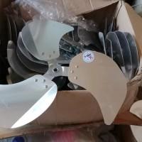 baling baling kipas besi regency dan maspion 18 inch