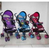 Baby Stroller BabyDoes Buggy 203/Stroler Bayi/Kereta Dorong Anak Bayi