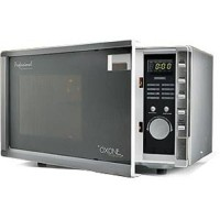 Oxone OX-77D Mirror Microwave Oxone - Black