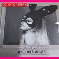 EXCLUSIVE ALBUM Ariana Grande Dangerous Woman CD Original Import Erop
