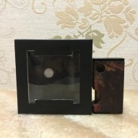 Limited Edition Asmodus X Ultroner Luna squonker box mod authen