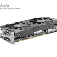 GALAX Geforce GTX 1060 6GB DDR5 OC (OVERCLOCK)