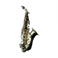 J Michael SPC-700 - SPC700 Soprano Baby Saxophone Gold