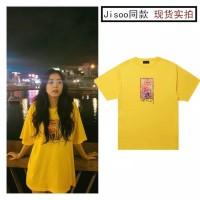 Blackpink Jisoo - T-shirt Kaos