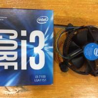 paket Intel I3-7100 Box dan Gigabyte GA-H110M-Gaming 3 LGA1151