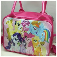 Tas Bekal / Lunch Bag / Koper Kecil untuk Anak LITTLE PONY (P-LS)