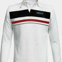 Polo shirt long sleeve Adidas