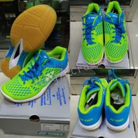 Sepatu Badminton Yonex SHB 03 EX Blue-Lime -Original PROMO