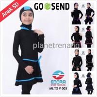 Baju Renang Anak SD Muslimah Muslim Wanita Perempuan Cewek - Baju Renang