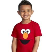 Setelan Baju Bayi Pakaian Anak Elmo 0 - 7 Tahun
