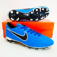 SEPATU BOLA Nike Mercurial Neymar FG MURAH BERKUALITAS (Blue Black)