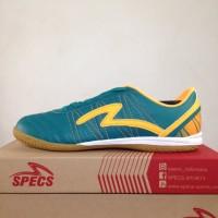 Sepatu Futsal Specs Horus Tosca Orange 400338 Original BNIB