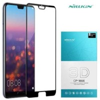 anti gores tempered glass Nillkin 3dcp+ max Huawei P20 pro