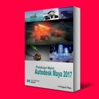 Panduan Mahir Autodesk Maya 2017 Bahasa Indonesia