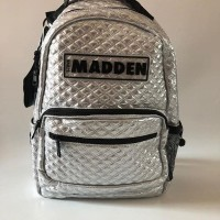 Tas steve madden original - Sm b austin backpack silver w