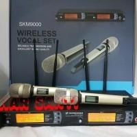 MIC WIRELESS SENNHEISER SKM 9000/9045 ( HANDHELD ) 4 ANTENA