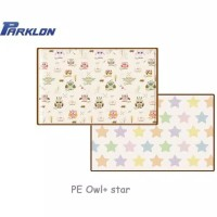 Parklon PE Double Side Playmate Matras Alas Lantai 1.0 Korea motif OWL