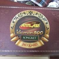Sarung Atlas Idaman 590 Jacquard