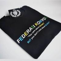 Tshirt baju kaos fuck PSSI mafia federasi konyol persib peraija thejak