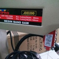 New Product Band Saw Wipro Jdd 200 Mesin Gergaji Bandsaw Jdd200 Tebal