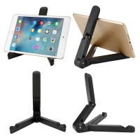 STAND HOLDER UNIVERSAL FOLDING PORTABLE STAND FOR TABLET IPAD TAB