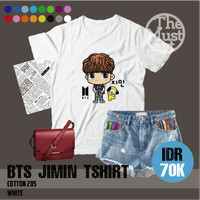 BTS JIMIN - Kaos Custom Boyband Kpop